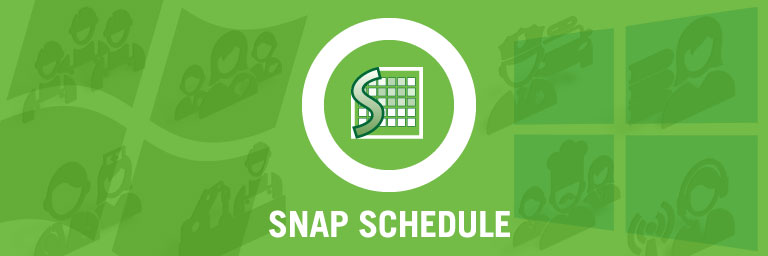 Snap Schedule employee shift scheduling software