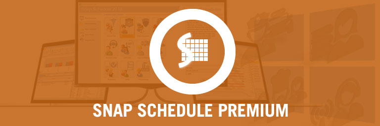 Snap Schedule Premium employee shift scheduling software
